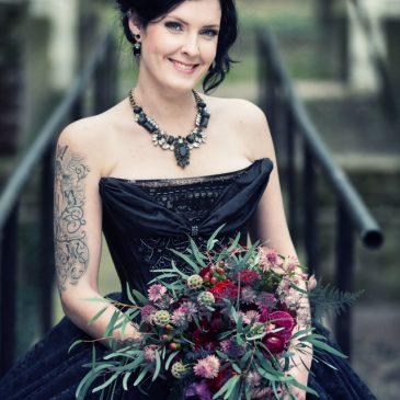 Bruids visagie in Naaldwijk (Het Westland)