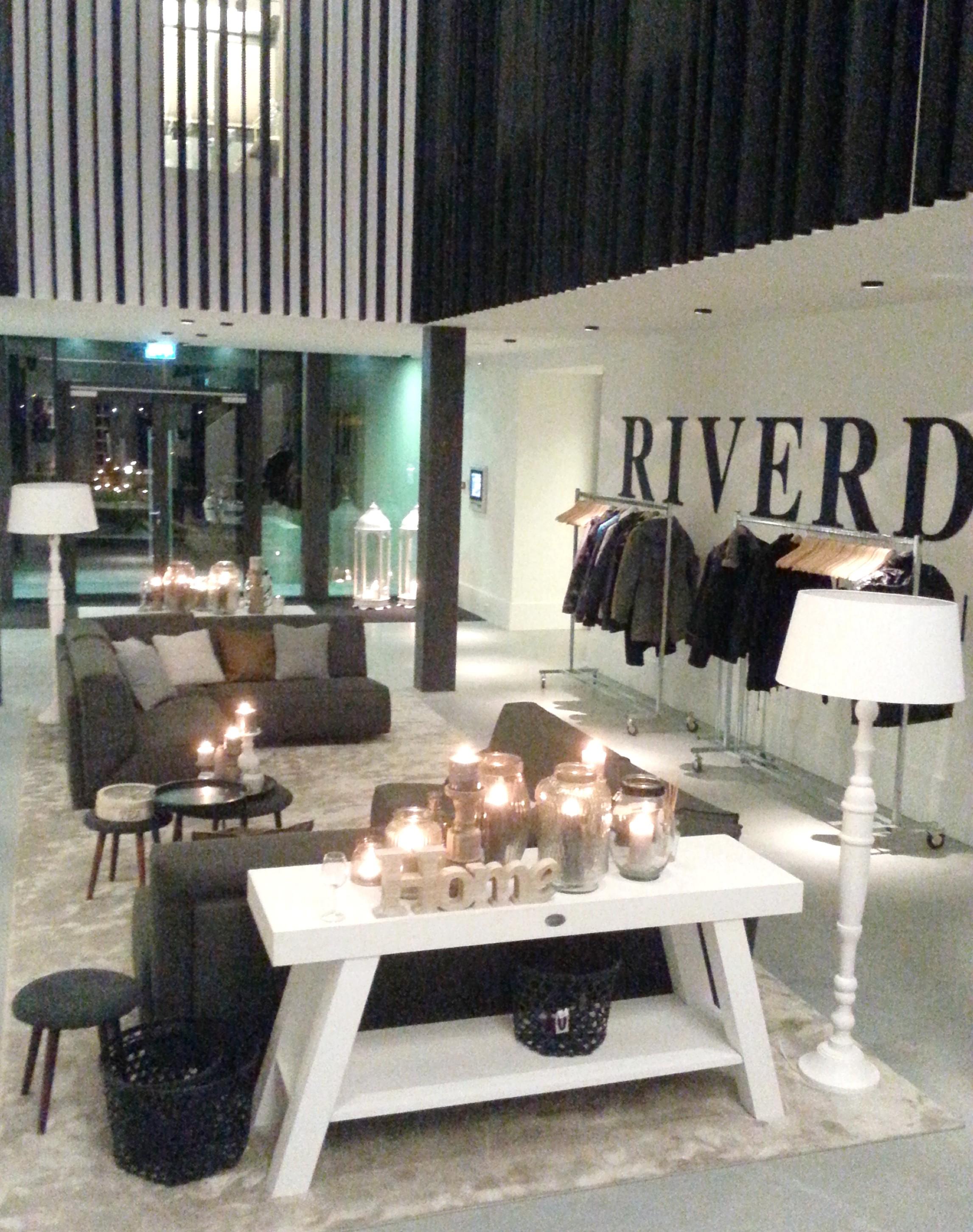 Een kijkje achter de schermen van riverdale sandra van for Interieur decoratie winkels