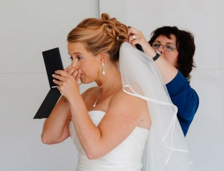 Bruidskapsel Simone Rotterdam