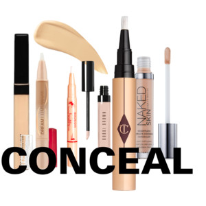 Collage Concealers