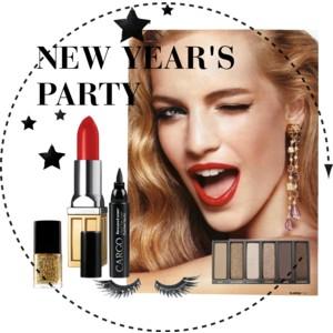 Happy New Year look!!