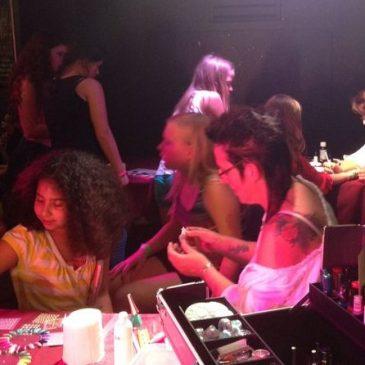 BeautyTeam op de BBrave FanClubDag Rotterdam
