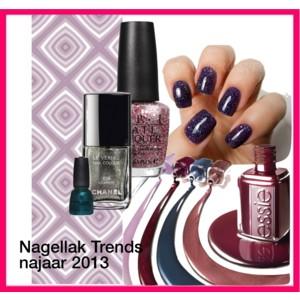 Nagellak trends najaar 2013