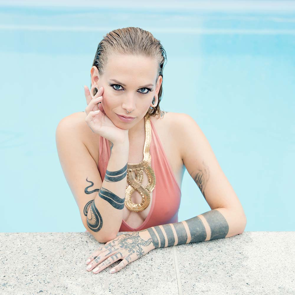 Watershoot-makeup-artist-Rotterdam