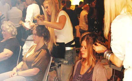 Beauty teams voor events | Sandra van Uffelen Den Haag, Delft, Rotterdam, Westland