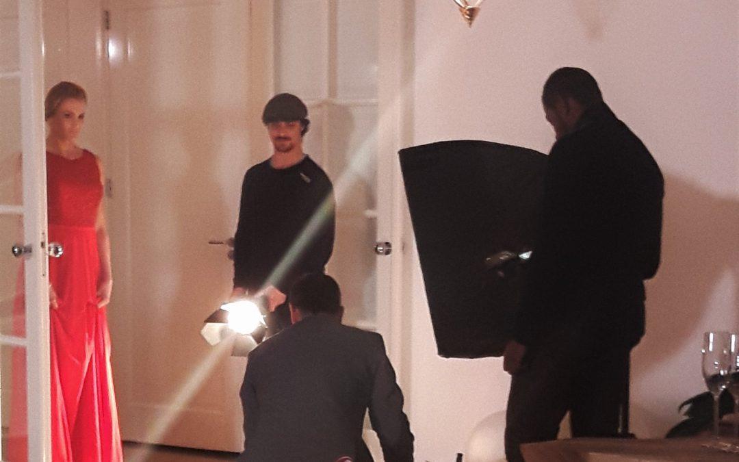 Visagiste voor filmpje / commercial